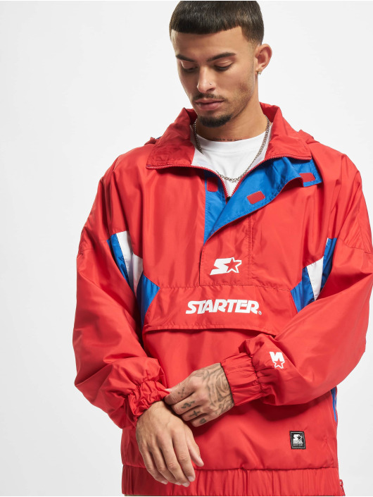 Starter Transitional Jackets Logo red