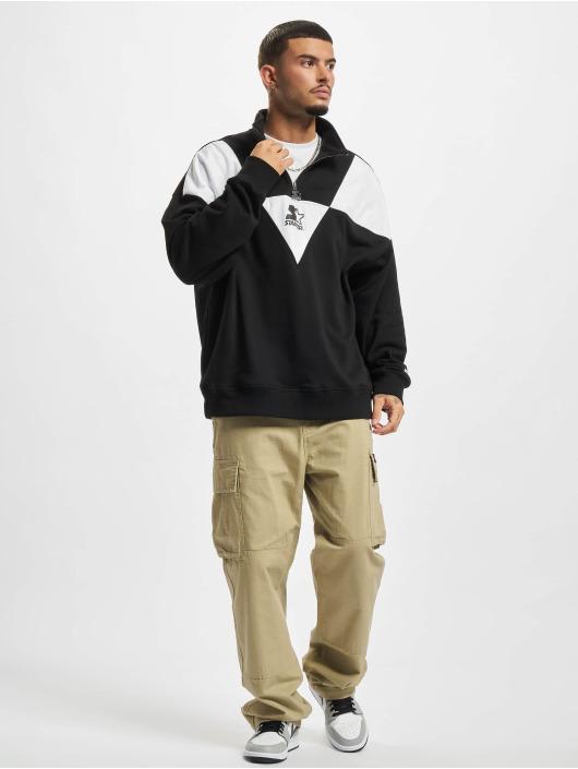 Starter trui Triangle zwart