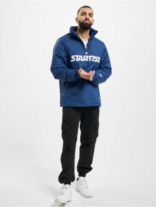 Starter Veste mi-saison légère Logo bleu