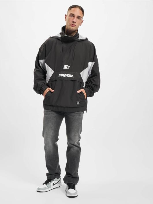 Starter Veste mi-saison légère Logo noir