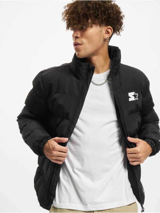 Starter Winter Jacket Logo black