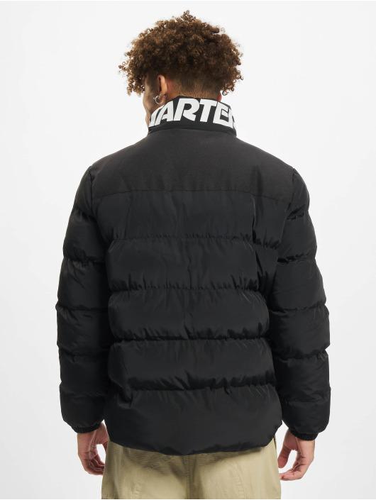 Starter winterjas Logo zwart