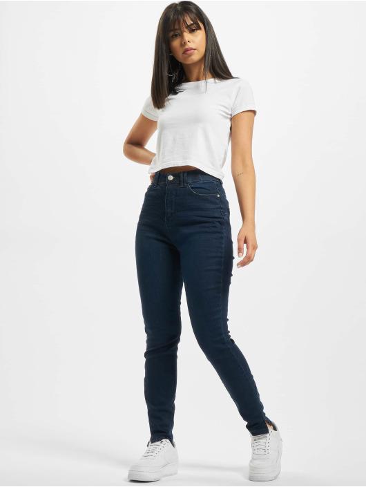 Stitch & Soul Облегающие джинсы Tisa синий