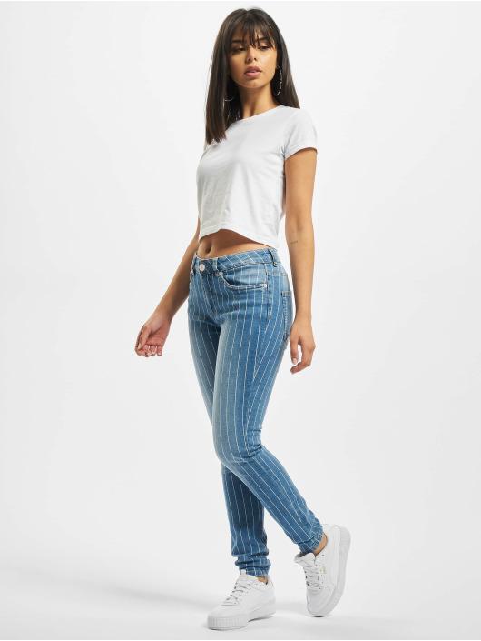 Stitch & Soul Облегающие джинсы Odelia синий