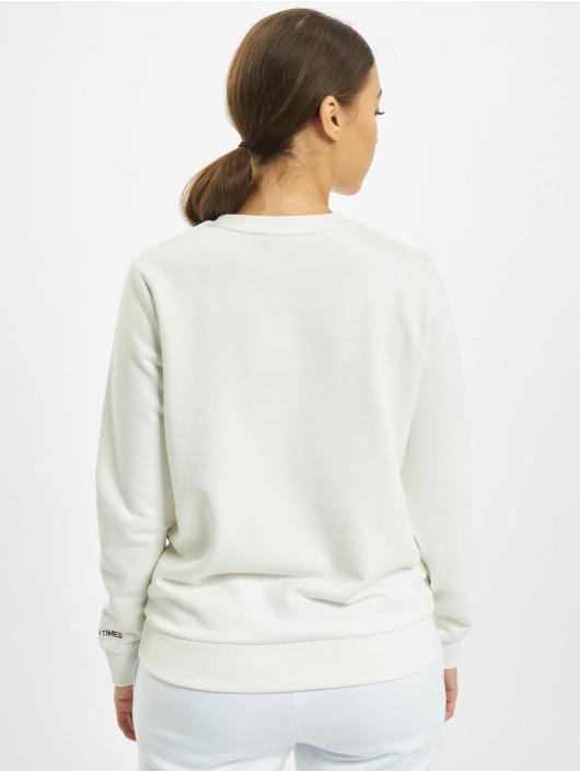 Stitch & Soul Пуловер Jasmin белый