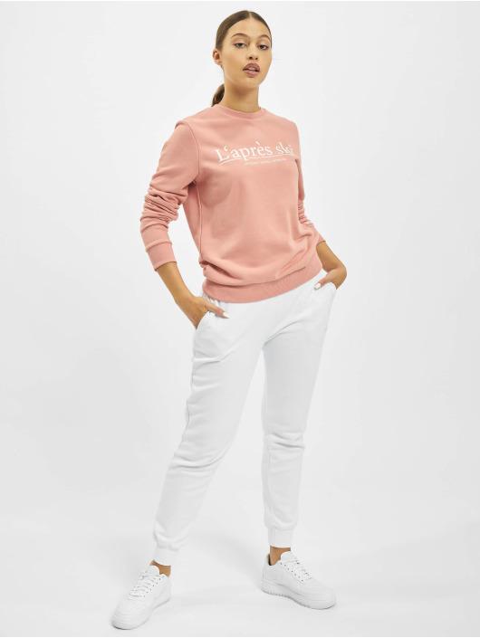 Stitch & Soul Пуловер Jasmin розовый