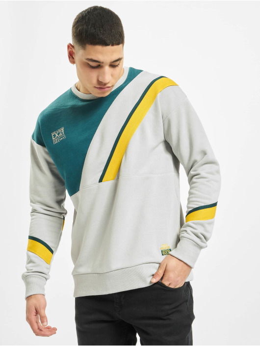 Stitch & Soul Пуловер EX2F серый