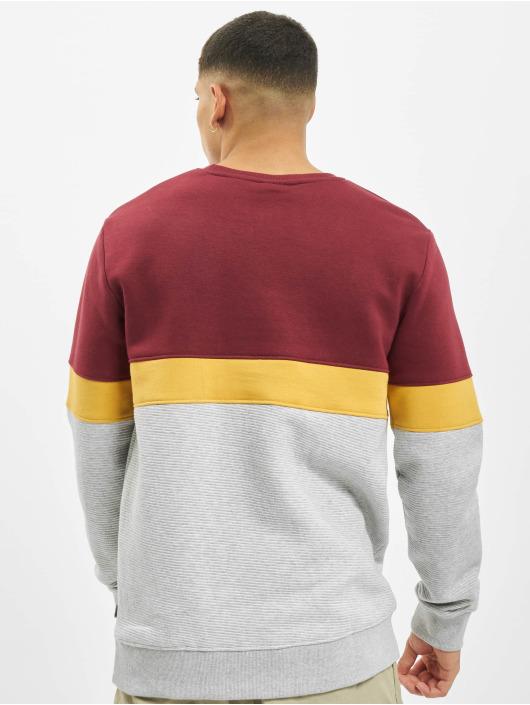 Stitch & Soul Пуловер Icon серый