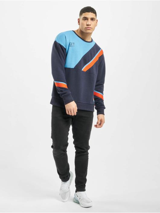 Stitch & Soul Пуловер EX2F синий