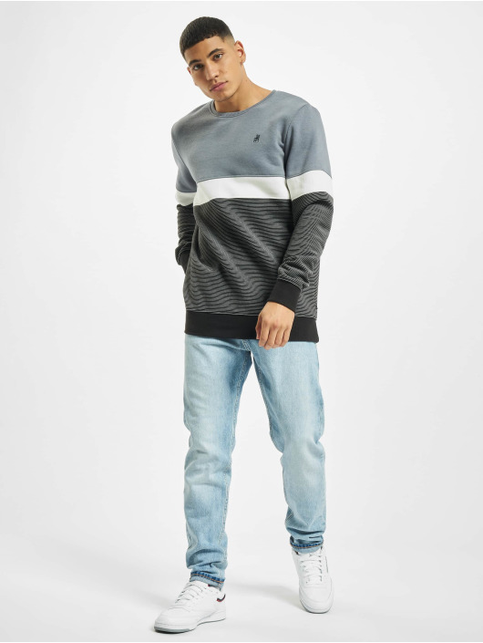 Stitch & Soul Пуловер Icon черный