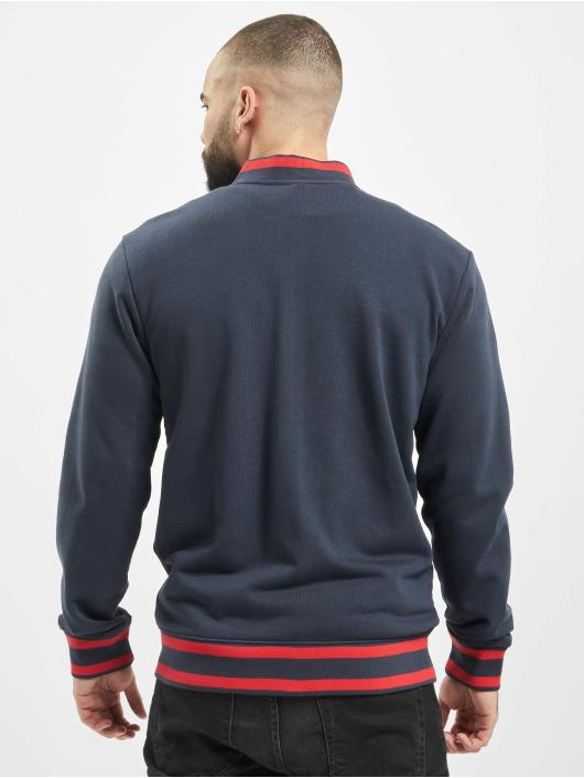 Stitch & Soul Университетская куртка Nilay синий