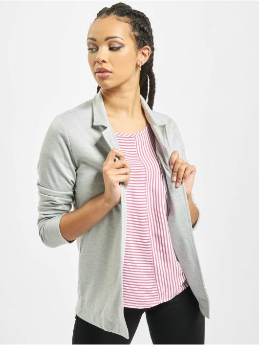 Stitch & Soul Blazer Jersey grey