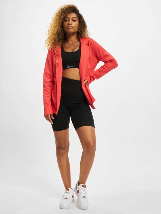 Stitch & Soul Blazer Jersey rood