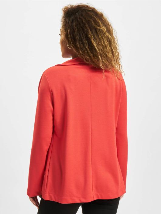 Stitch & Soul Blazer Jersey rot