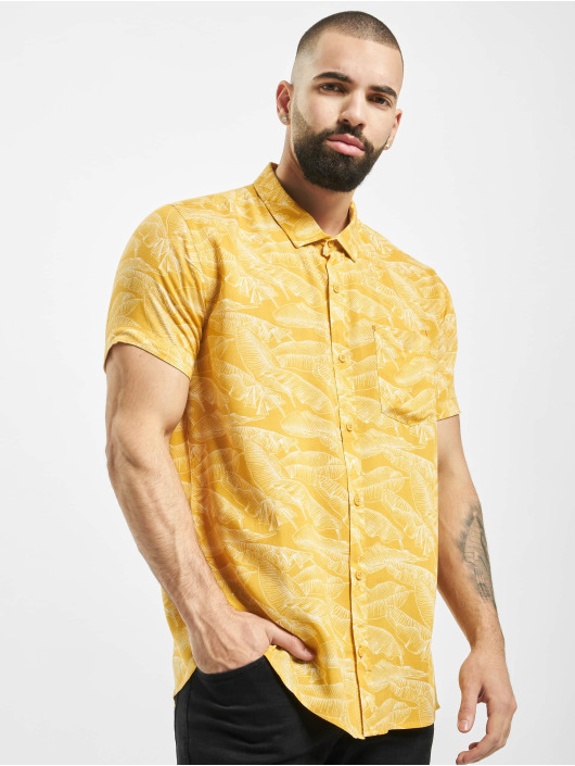 Stitch & Soul Camicia Summer giallo