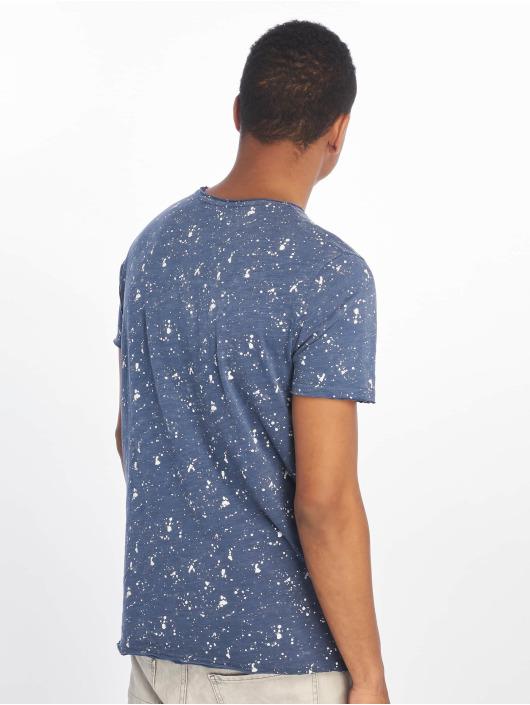 Stitch & Soul Camiseta Sprinkled azul