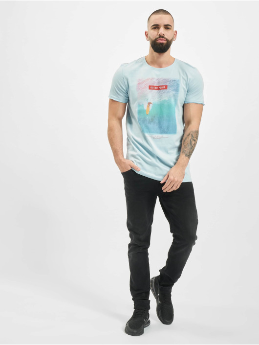 Stitch & Soul Camiseta Mystic azul
