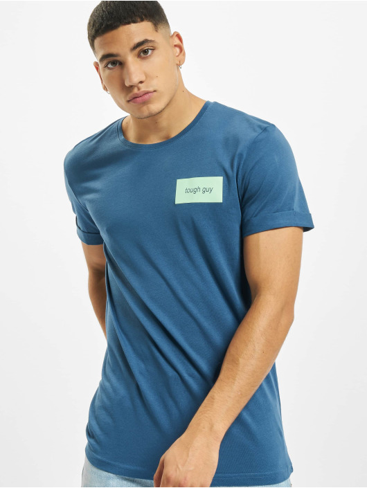 Stitch & Soul Camiseta Box azul