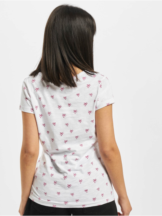 Stitch & Soul Camiseta Alea blanco