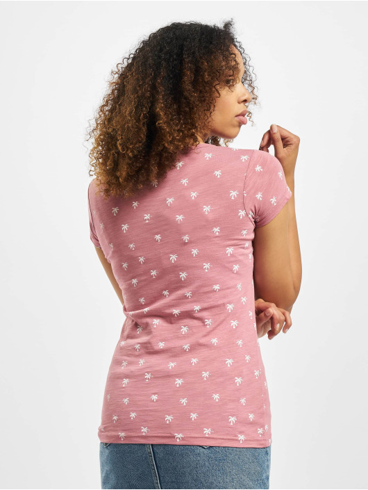 Stitch & Soul Camiseta Alea rosa