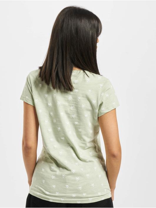 Stitch & Soul Camiseta Alea verde