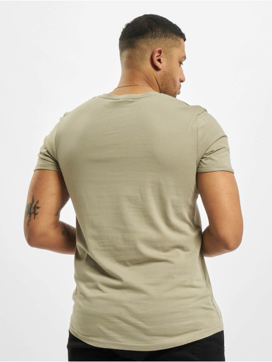 Stitch & Soul Camiseta Natural verde