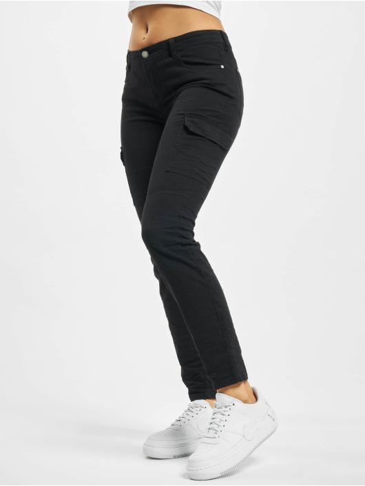 Stitch & Soul Cargo pants Madga čern