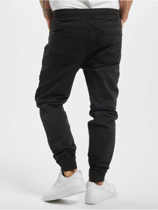 Stitch & Soul Chino Panel black