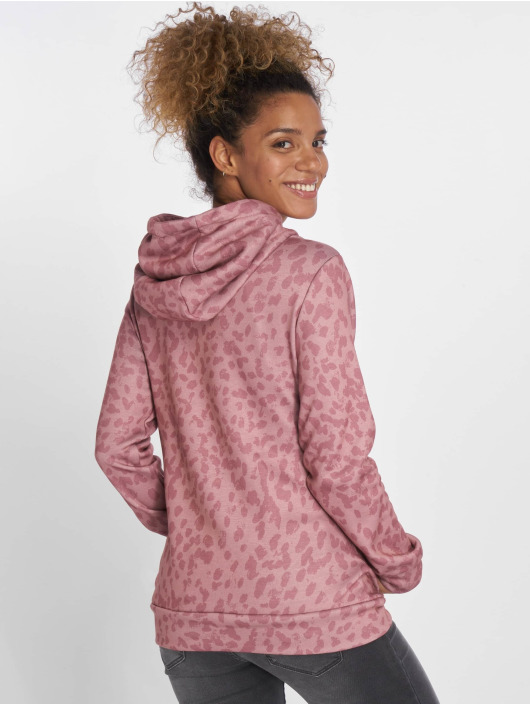 Stitch & Soul Hoodie Speckled rose