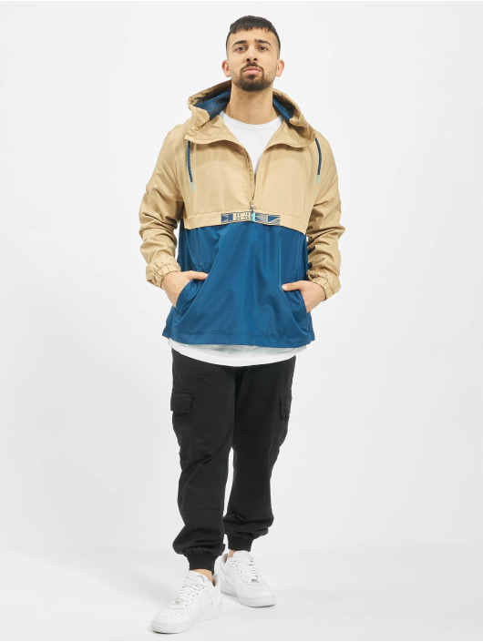 Stitch & Soul Lightweight Jacket 2 Tone beige