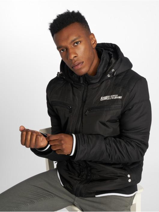 Stitch & Soul Lightweight Jacket 21st black