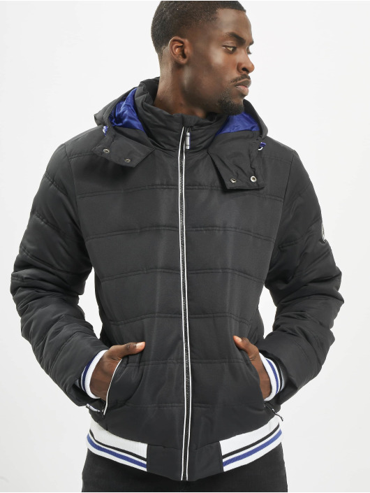 Stitch & Soul Lightweight Jacket Jeff black