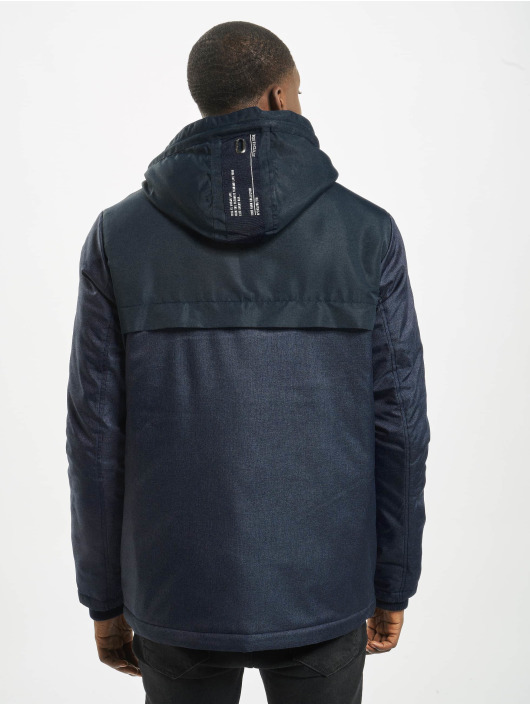 Stitch & Soul Lightweight Jacket Transition blue