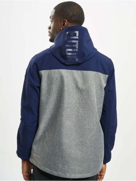 Stitch & Soul Lightweight Jacket Transition blue