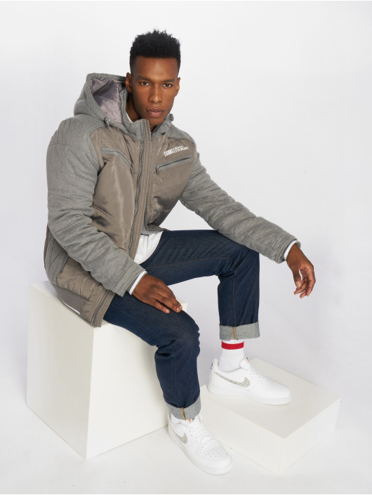 Stitch & Soul Lightweight Jacket 21st gray