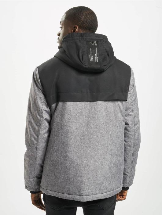 Stitch & Soul Lightweight Jacket Transition gray