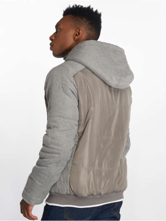 Stitch & Soul Lightweight Jacket 21st grey