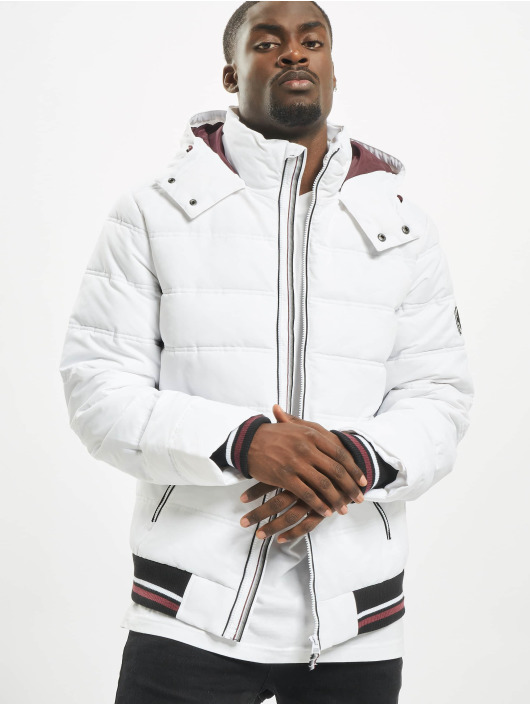 Stitch & Soul Lightweight Jacket Jeff white
