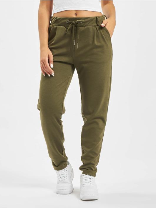 Stitch & Soul Pantalon chino Bria vert