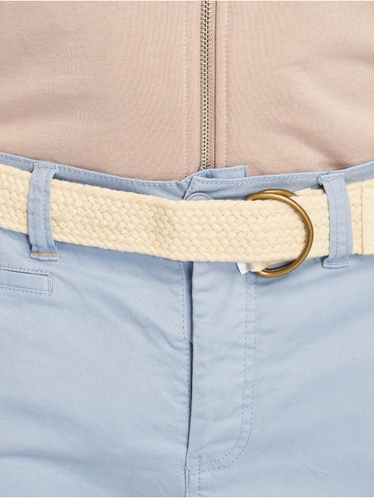Stitch & Soul Pantalón cortos Chino Bermuda azul