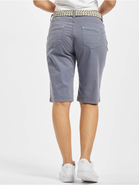Stitch & Soul Pantalón cortos Bermuda azul