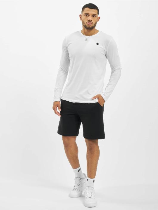 Stitch & Soul Pitkähihaiset paidat Milo valkoinen