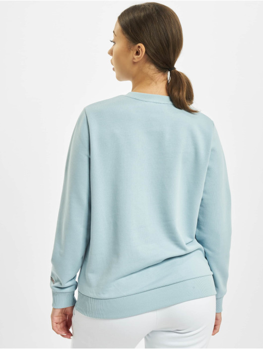 Stitch & Soul Pullover Jasmin blau