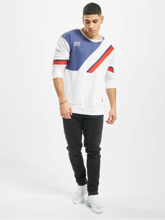 Stitch & Soul Pullover EX2F white