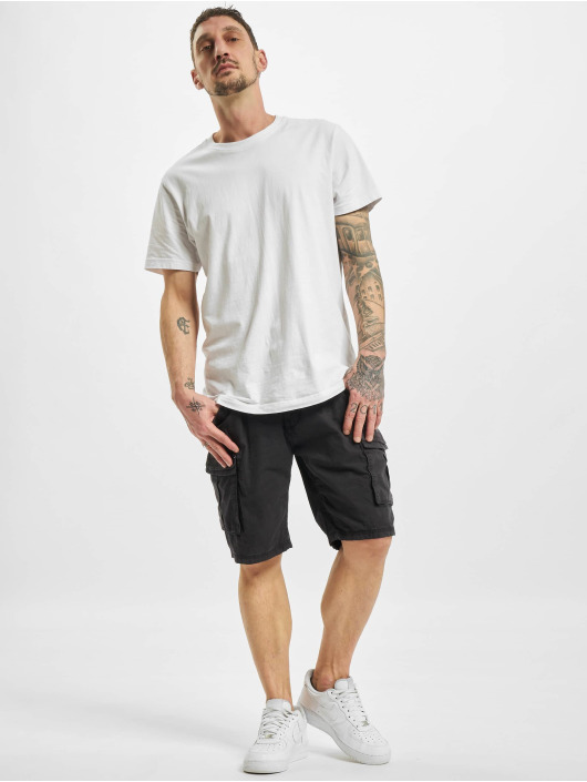 Stitch & Soul Short Cargo gray
