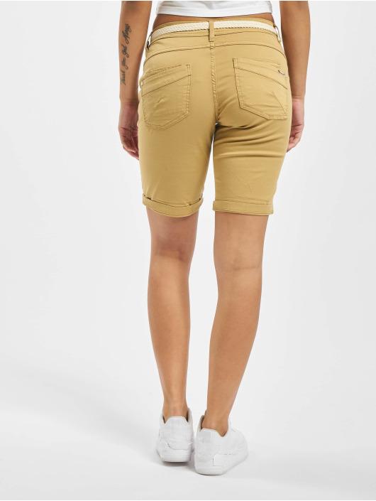 Stitch & Soul Shorts Bermuda beige