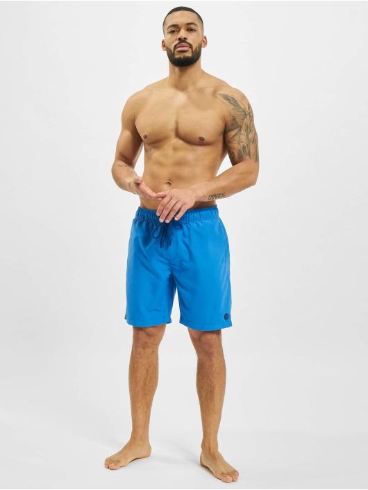 Stitch & Soul Shorts Mini Patch blau