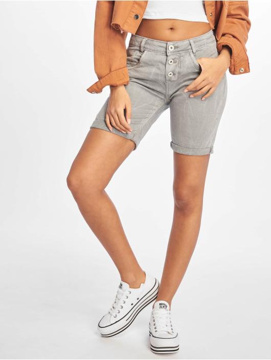 Stitch & Soul Shorts Dina grau