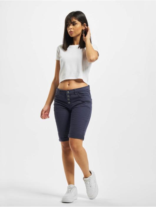 Stitch & Soul Shorts 5-Pocket Bermuda indigo