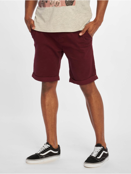 Stitch & Soul Shorts Chino red